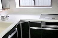 キッチン全改装と室内改装