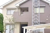 屋根及び外壁の塗替え