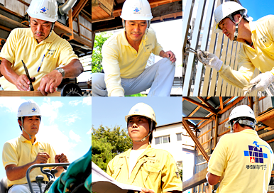 増改築・リフォーム専門、地域密着の職人集団キイチが選ばれる理由