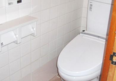 トイレの増築と洋式化