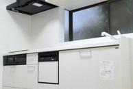 システムキッチンへの取替えと内部改装