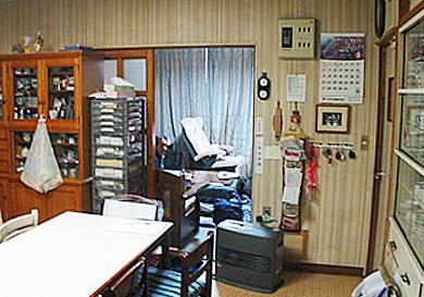 キッチン・リビングなどの屋内改装